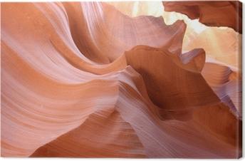 Leinwandbild USA - Antelope Canyon