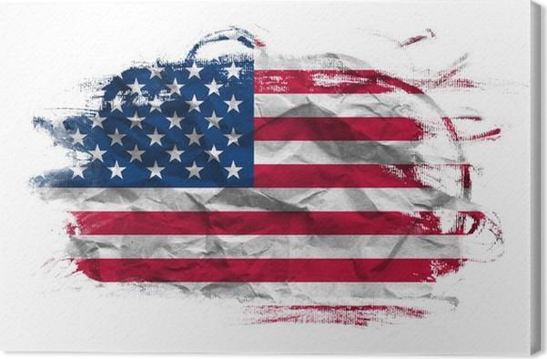 amerikanische flagge zum ausdrucken