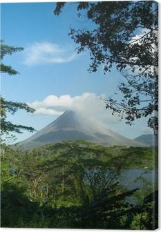 Leinwandbild Vulkan Arenal, Costa Rica