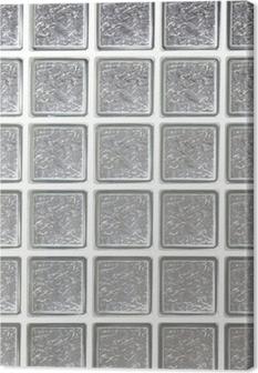 Fototapete Wand aus Glasbausteinen Hintergrund • Pixers® - Wir leben ...