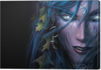 Leinwandbild World of Warcraft