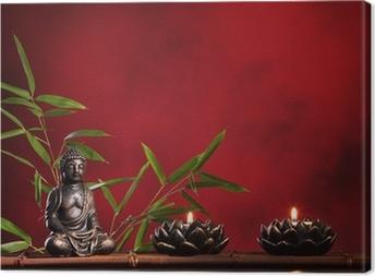 Leinwandbild Zen-Konzept