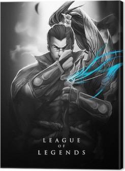 Lerretbilde League of Legends