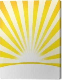 4d9d7170 Lerretsbilde Abstrakte sjøplanter • Pixers® - Vi lever for forandring