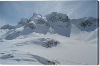 Lerretsbilde Berge