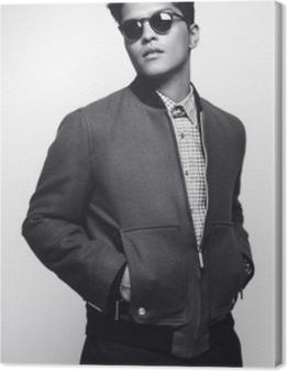 Lerretsbilde Bruno Mars