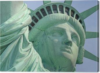 Lerretsbilde Frihetsgudinnen, Liberty Island, New York City