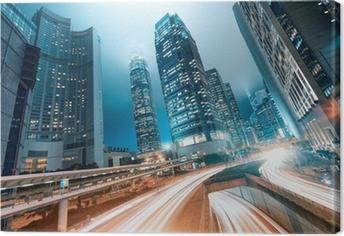 Lerretsbilde Hong Kong