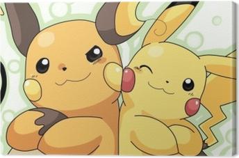 Lerretsbilde Pokemon