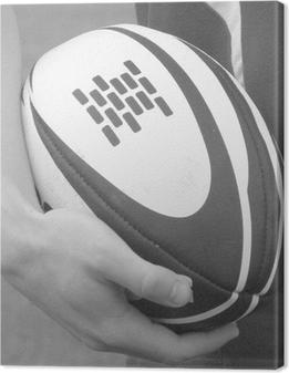 Lerretsbilde Rugby 30