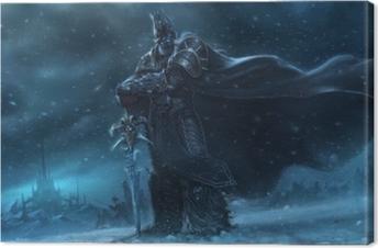 Lerretsbilde World of Warcraft
