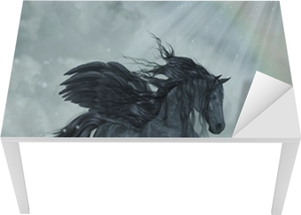 Masa Çıkartması Pegasus