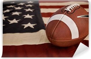 Mural de Parede em Vinil American Football