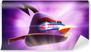 Mural de Parede em Vinil Angry Birds