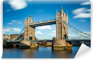 Mural de Parede em Vinil Tower Bridge Londres Angleterre
