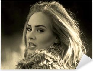 Naklejka Pixerstick Adele