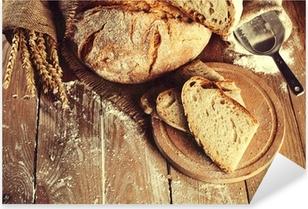 Naklejka Pixerstick Chleb