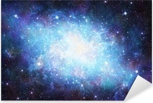 Naklejka Pixerstick Galaktyka