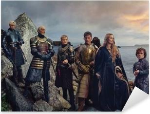 Naklejka Pixerstick Game of Thrones