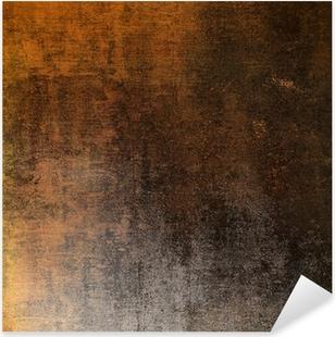 Naklejka Pixerstick Grunge rusty