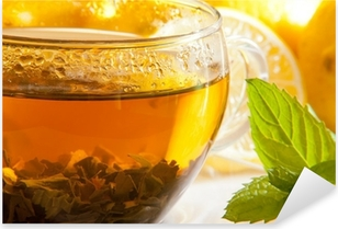 Naklejka Pixerstick Herbata