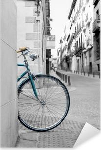 Naklejka Pixerstick Koła roweru