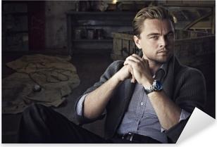 Naklejka Pixerstick Leonardo DiCaprio