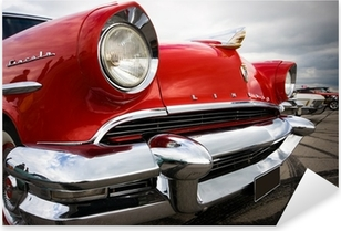 Naklejka Pixerstick Lincoln Mark II