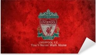 Naklejka Pixerstick Liverpool F.C.
