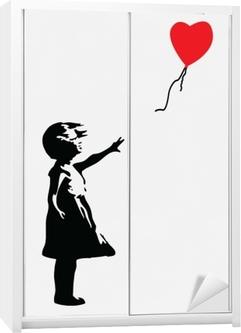 Obraz Na Plotnie Banksy Pixers Zyjemy By Zmieniac