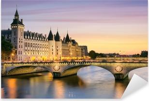 Naklejka Pixerstick Paris, concierge