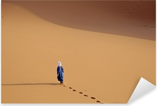 Naklejka Pixerstick Pustynia Sahara