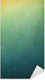 Naklejka Pixerstick Teksturowane tło z gradientem