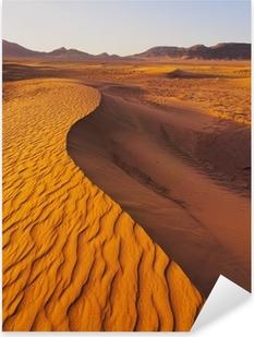 Naklejka Pixerstick Zagora Pustynia, Maroko