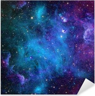 Nálepka Pixerstick Galaxie