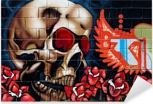 Nálepka Pixerstick Graffiti
