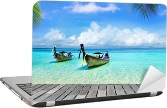 Nálepka na Notebook Tropické moře