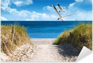 Nálepka Pixerstick Ostseeküste