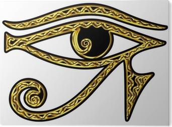 Oko Horusa Symbol Wszechwiedza