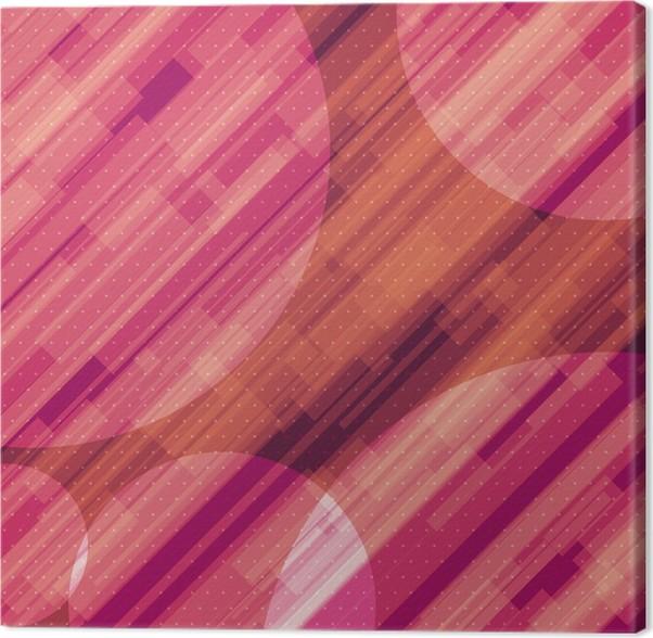 Obraz na plátně Abstraktní pozadí. Vektoru design eps 10 - Pozadí
