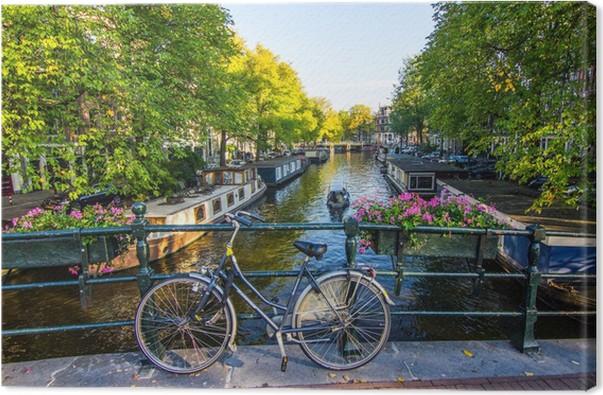 Obraz na plátně Amsterdam - Témata