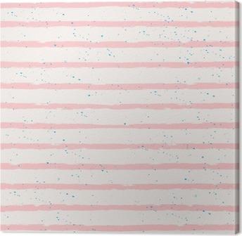 Obraz na Plátně Bezešvé pruhy vzor