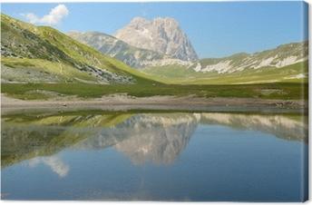 Obraz na Plátně Jezero Pietranzoni