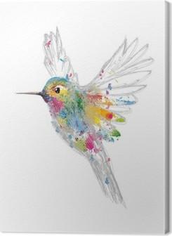Obraz na Plátně Kolibřík