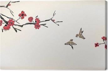 Obraz na Plátně Květ obraz