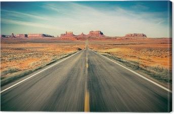 Obraz na Plátně Monument Valley