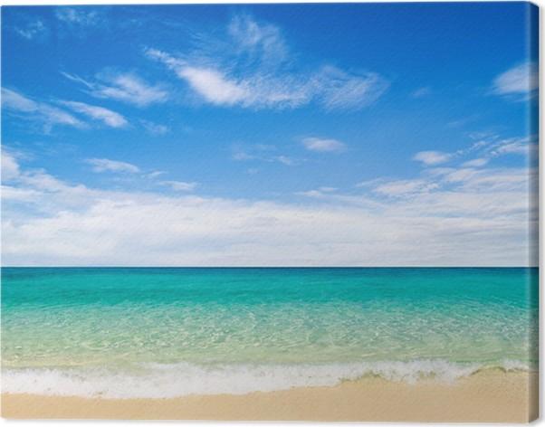 Obraz na plátně Moře - Voda