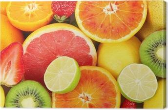 Obraz na plátně Ovoce