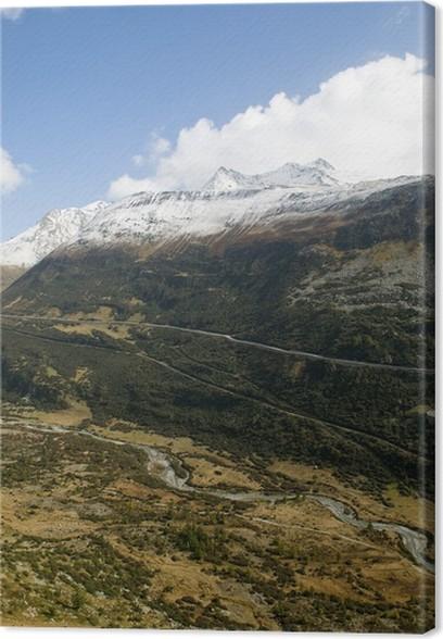 Obraz na plátně Talboden - Prázdniny