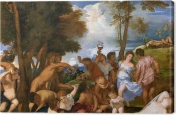 Obraz na plátně Tizian - Tyto Andrians